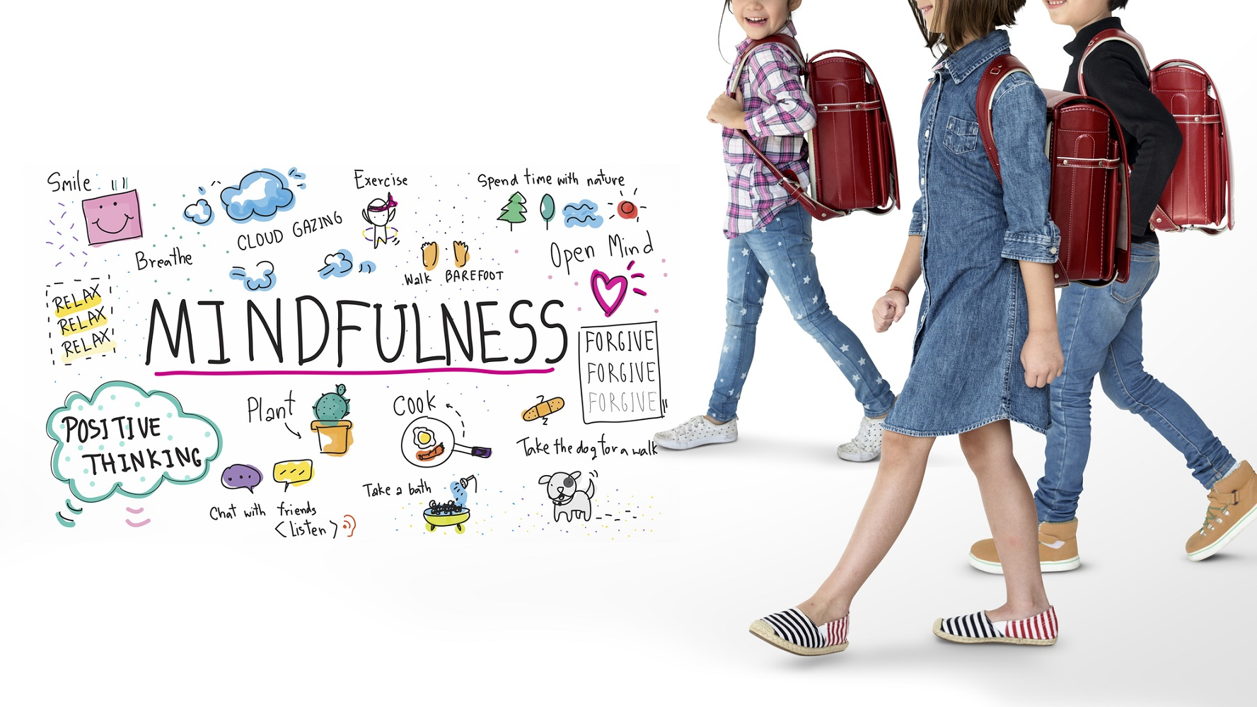 How to introduce your child to mindfulness